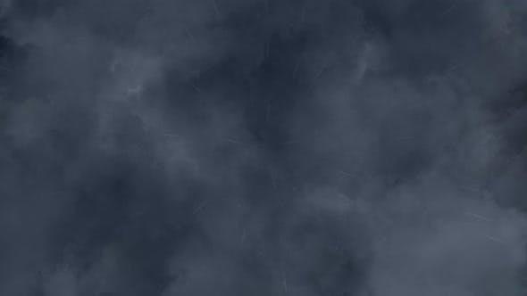 Thumbnail for Rain Clouds Bottom View Loop