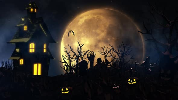 Halloween Moving Forward In 4 K H004