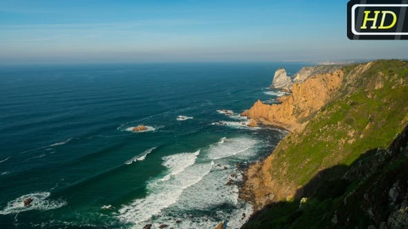 Thumbnail for Panorama From Cabo da Roca, Portugal