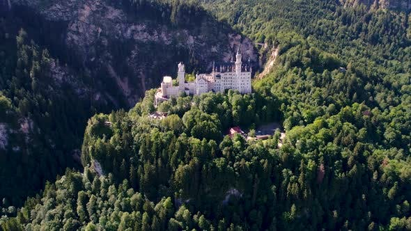 Thumbnail for Neuschwanstein Castle Bavarian Alps Germany