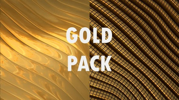Gold Reflections Pack