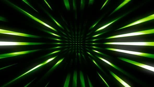 Blitzlicht Grün HD