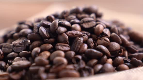 Black Coffee Beans