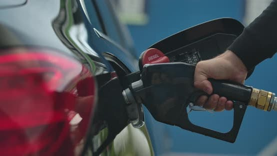 Thumbnail for Refueling Diesel Car
