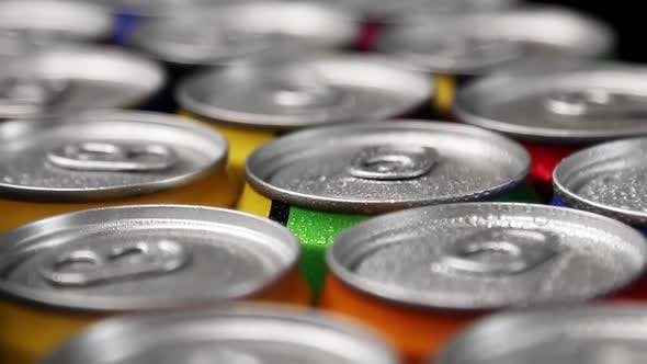 Thumbnail for Aluminum Cans with Carbonated Water, Energy Drinks or Beer