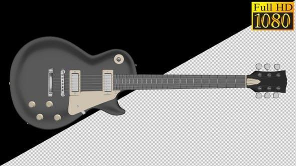Guitar On Alpha Channel Loops V1
