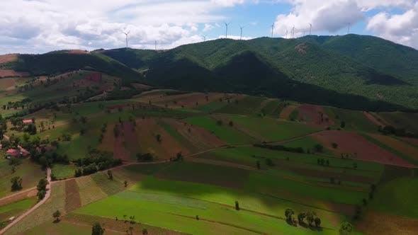 Thumbnail for Wind Turbine Field