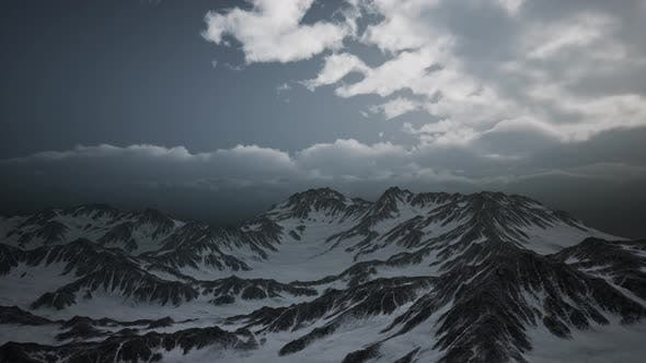 Thumbnail for High Altitude Peaks and Clouds