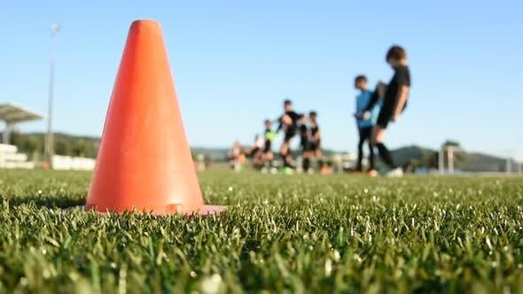 Thumbnail for Soccer Trainning