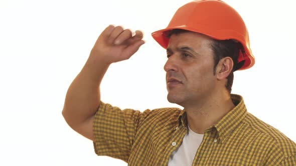 Cover Image for Professional Contractor Looking Shocked Wearing Hardhat