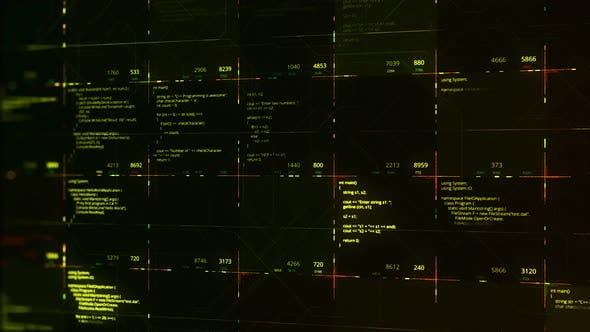 Hacker attack through network