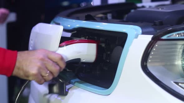 Thumbnail for Filling An Electric Vehicle
