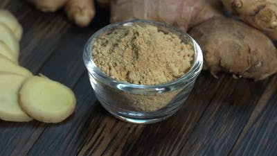 Ginger Roots & Powder