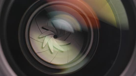 Thumbnail for Camera lens focus and zoom