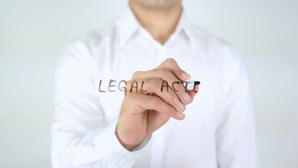 Thumbnail for Legal Action
