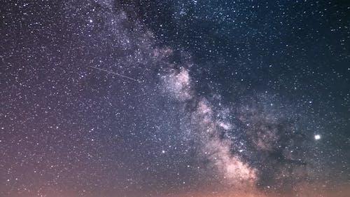 Milky Way Galaxy Astronomy Background