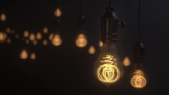 Cover Image for Edison lamps