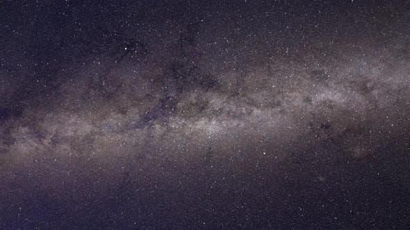 8k Flight To The Milky Way