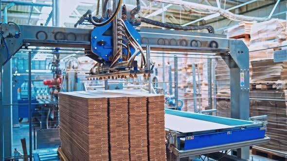 Thumbnail for Ausrüstung in der Holzfabrik
