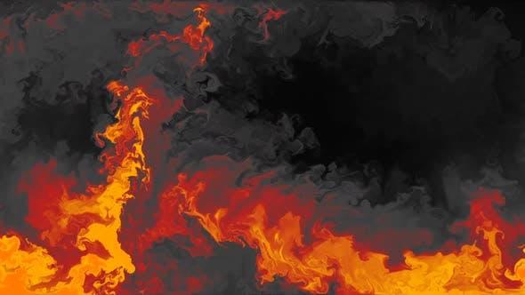 Thumbnail for Fire Turbulence 10