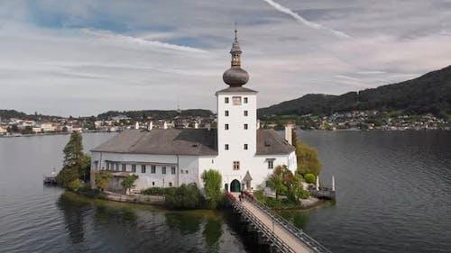 Scenic View Gmunden Schloss Ort