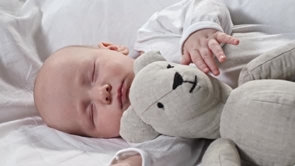 Cover Image for Sleeping Baby
