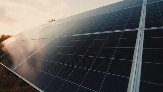 Ground Solar Panels