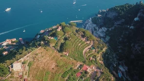 Thumbnail for Ravello and Atrani Aerial