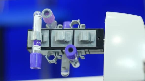 Thumbnail for Modern Equipment In Laboratory