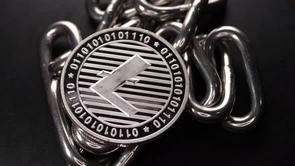 Litecoin digital cryptocurrency