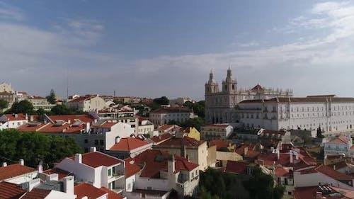 Lissabon, St. Vicente Kirche