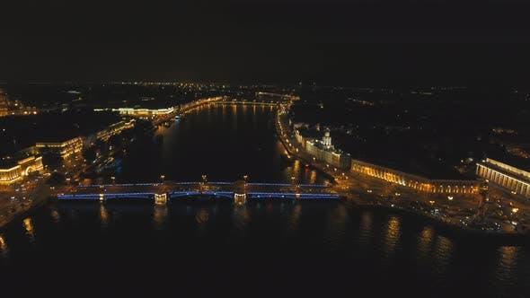 Thumbnail for Night City with Illumination