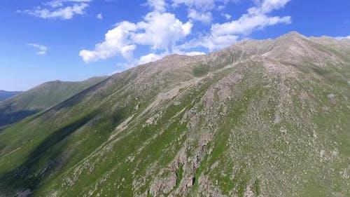 Geologische Gletschertopographie
