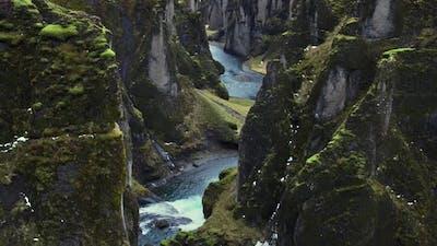 Mountain Stream, Iceland