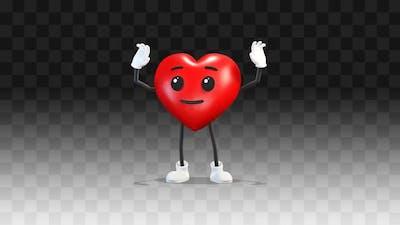 Heart Talks And Explains