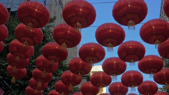 Thumbnail for Chinese Lanterns, Lunar New Year