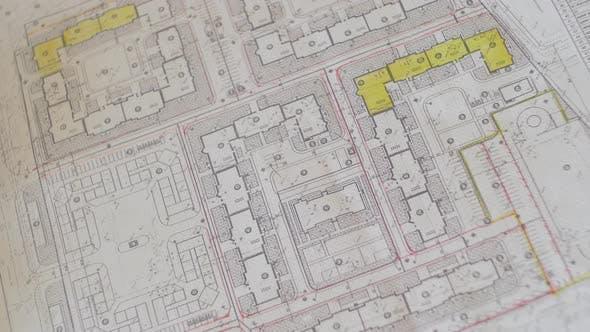 Thumbnail for Detaillierte Architekturzeichnung