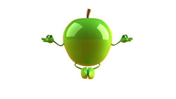 Thumbnail for Zen apple
