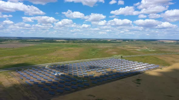 Thumbnail for Solar Panels Aerial View 8