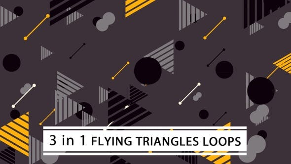 Flying Triangles Loops
