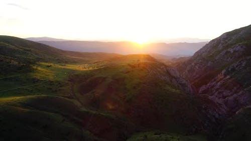 Turkey Sunrise
