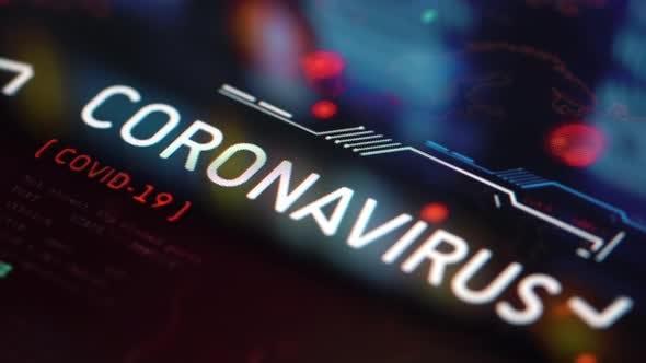 Thumbnail for Coronavirus Pandemic Background