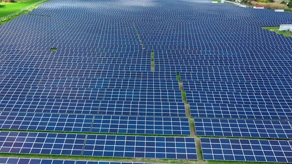 Thumbnail for Solar Power Farm