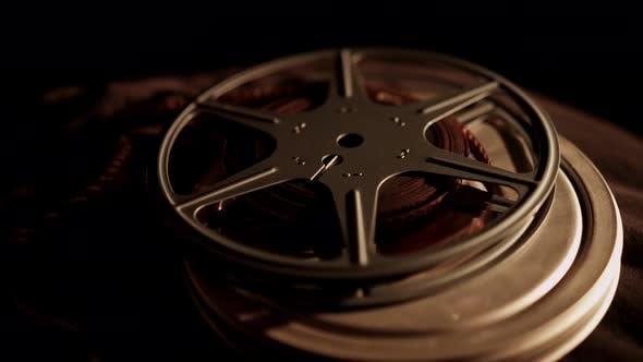 Antique 8mm film