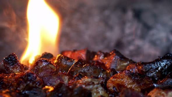 Thumbnail for Lamb Liver And Barbecue Fire