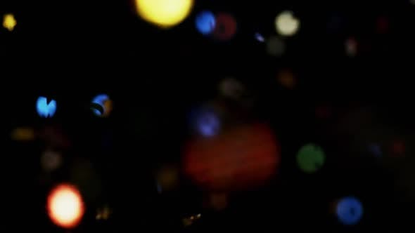 Thumbnail for Multicolored Confetti Flying After Being Exploded, Colorful Stars and Hearts Particles Bouncing