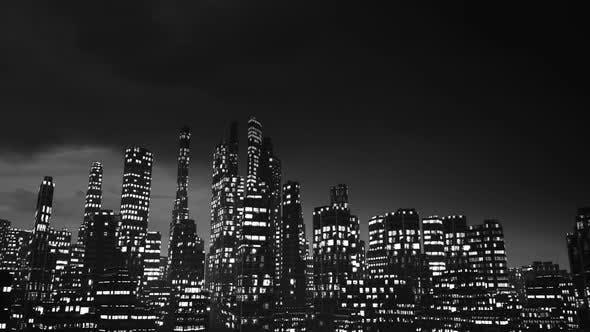 Thumbnail for Noir Night City Loop