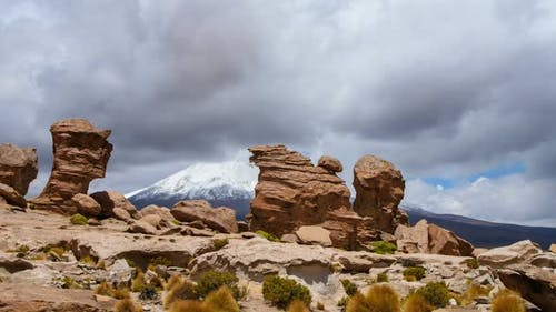 Another Bolivian Landscape