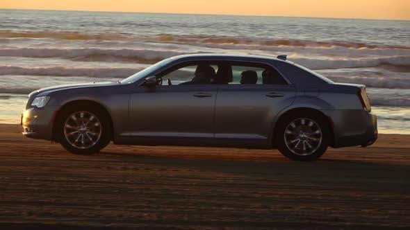 Thumbnail for Car on the Beach