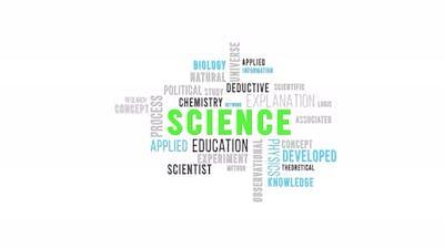 Word Cloud Science